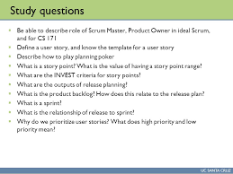 course overview overview of scrum release planning ppt video