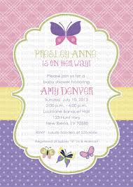 butterfly baby shower invitation shabby chic it u0027s a coed baby