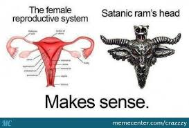 Pms Meme - pms for the glory of satan by crazzzy meme center