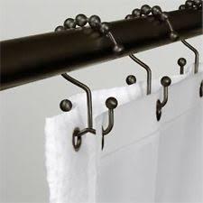 Large Shower Curtain Rings Shower Curtain Hooks Ebay