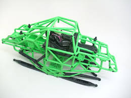 monster jam grave digger truck axial smt10 monster jam grave digger truck tube chassis cage links