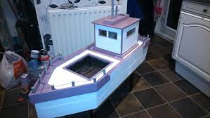 build your own garden boat planter out of pallets u0026 other recycled