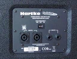 hartke 410xl bass cabinet hartke hydrive 410 bass cabinet reverb