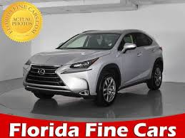 lexus suv used for sale used lexus suv for sale in miami palm fl
