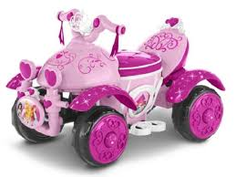 Kids Girls Dolls 4 Wheeler 1 Seater Cars For Kids Battery Operated Cars Jeeps U0026 Quads