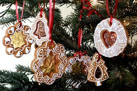 fancy gingerbread decorations beautiful ideas and