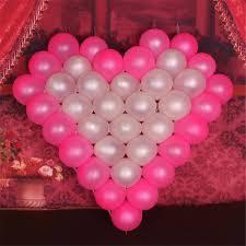 Decoration De Ballon Pour Mariage Achetez En Gros Blanc En Forme De Coeur Ballons En Ligne à Des