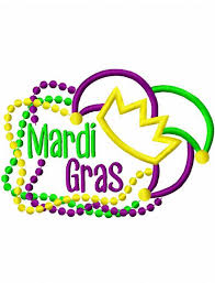 mardi gras embroidery designs mardi gras saying with hat and appliqué embroidery design