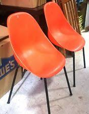 Mid Century Modern Plastic Chairs Plastic Mid Century Modern Antique Chairs 1950 Now Ebay