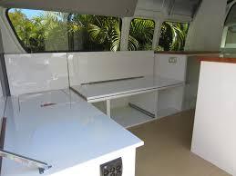 Bunnings Laminate Flooring Campervan Cabinets The Campervan Converts
