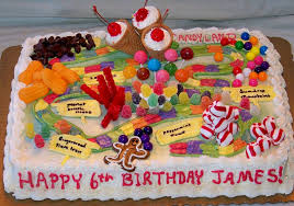 candyland birthday party ideas candyland birthday party cake ideas image the sweet design of