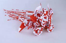 Paper Roses How To Long Stemmed Paper Roses Relevé Design