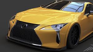 lexus lfa body kit artisan lexus lc 500 body kit youtube