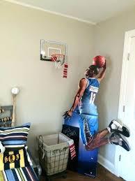 Basketball Room Decor Awesome Basketball Room Decor Bedroom Design Boys Basketball Room
