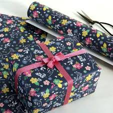 navy blue wrapping paper navy blue wrapping paper foil christmas chevron