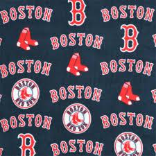 Boston Red Sox Home Decor by Boston Red Sox Mlb Fleece