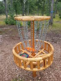 disc golf targets homemade google search community outreach