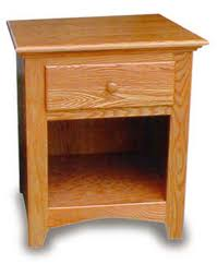 amish bedroom open shaker night stand amish bedroom furniture