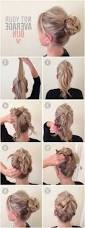 Updo Hairstyles For Long Hair Casual Best Hair Style 2017