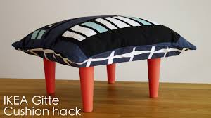 Ikea Legs Hack by Legheads Ikea Hack Gitte Diy Kids Cushion Stools With Furniture