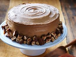 brown cake snickers cake recipe southern living