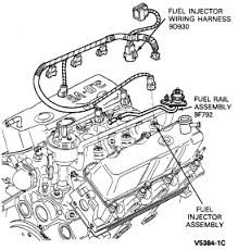 1992 ford ranger fuel i want to replace the fuel injectors in my 1992 3 0 ford ranger i