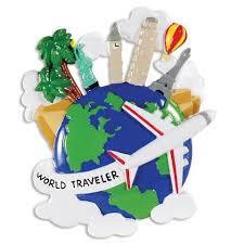 travel ornaments polarx ornaments