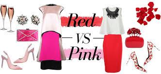 valentine u0027s day dress code red vs pink u2013 buru
