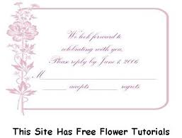 wedding rsvp wording exles sle wedding invitations rsvp lake side corrals