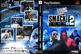 wwf smackdown 2 know your role game giant bomb