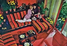 better homes interior design these zany interior design pictures prove that no decade was more