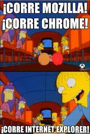 Memes De Internet - memes internet explorer en espa祓ol la voz popular