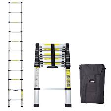A Frame Ladder Lowes by Telescoping Ladders Amazon Com Building Supplies Ladders