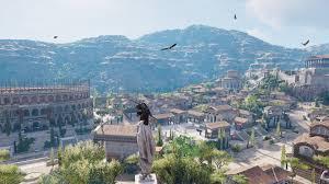 Assassins Creed Black Flag Statue Puzzle Assassin U0027s Creed Origins Pc Review Pc Gamer