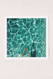urban outfitters wall decor max wanger diver art print urban printing and room