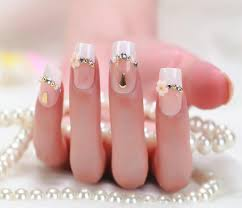picture 1 of 6 cute fake nails art photo gallery 2016 latest nail