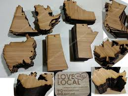 laser cut christmas ornaments canadian provinces for lovemylocal