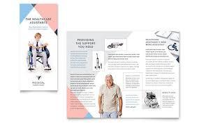 medical u0026 health care tri fold brochure templates word u0026 publisher