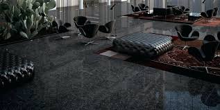 Black Laminate Flooring Tile Effect Black Stone Flooring U2013 Thematador Us