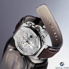 audemars piguet royal oak offshore t3 chronograph the one that
