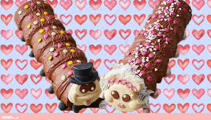 colin the caterpillar is getting married and i u0027m still single