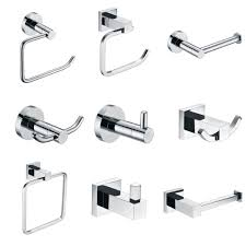 Bathroom Sets Cheap by Online Get Cheap Chrome Bathroom Accessories Set Aliexpress Com