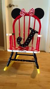 Mickey Mouse Chair by Minnie Mouse Rocking Chair I Have An Old Rocking Chair I Need