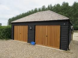 timber garages wooden garages vale stables