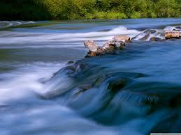 flowing water hd desktop wallpaper widescreen high definition