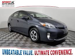 lexus of orlando lease options used 2015 toyota prius four 5d hatchback in orlando zp966967