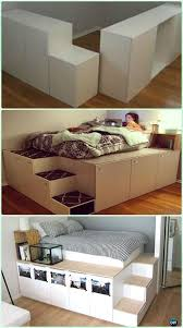ikea space saver uncategorized space saving bed with storage ideas for good diy