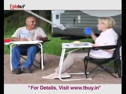 table mate ii folding table folding table for laptop and general use table mate ii youtube