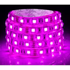 purple led one roll 5 meters for 3528 5050 smd led l