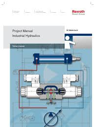 123646079 rexroth industrial hydraulics manual valve pump
